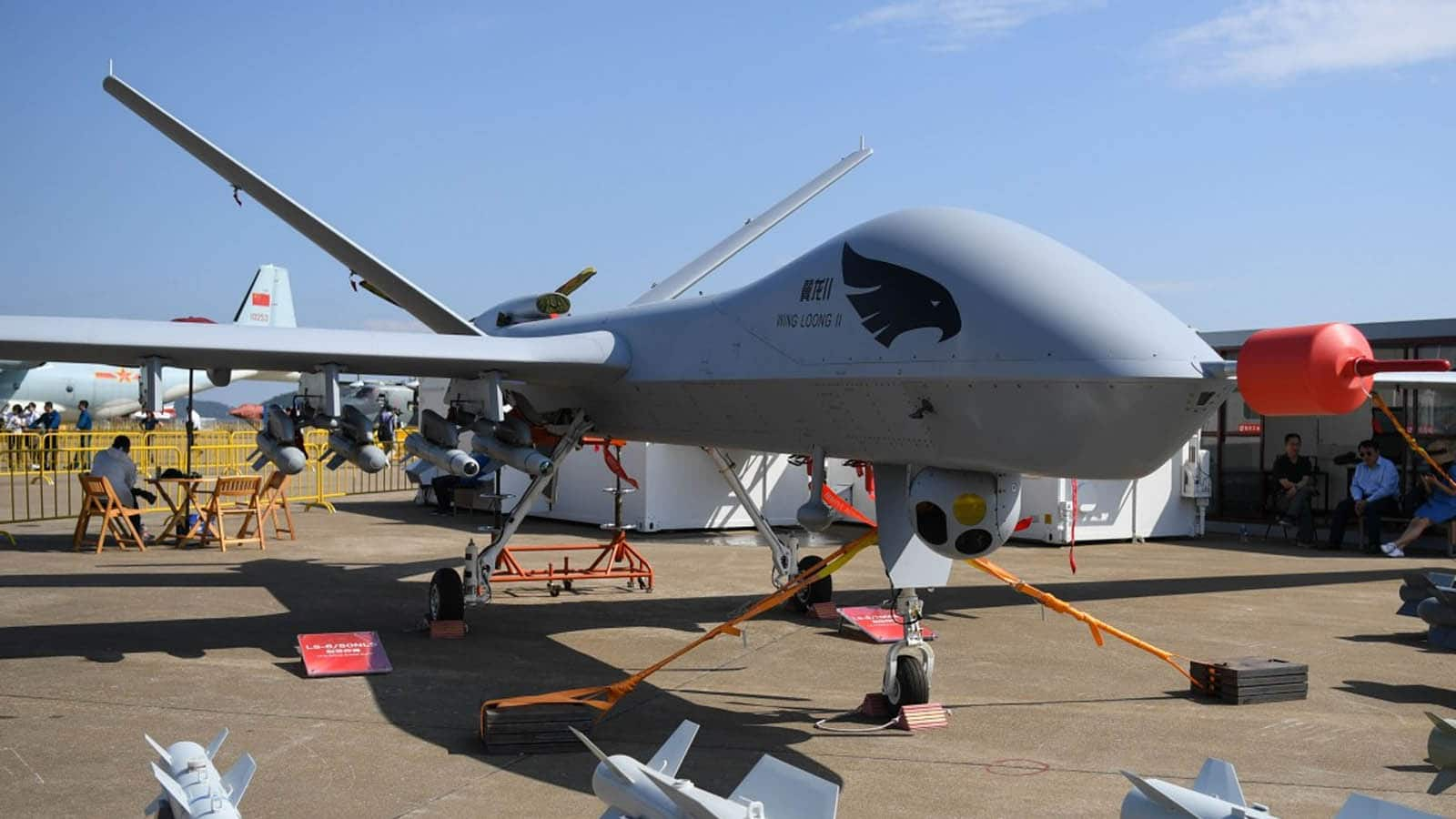 chinese military drone