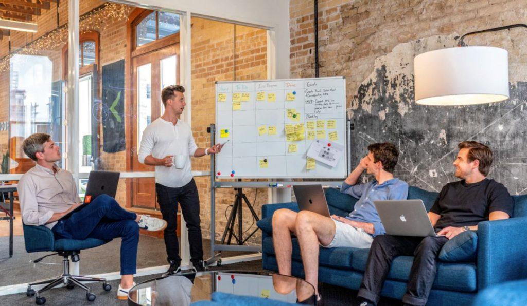 cio startup office meeting
