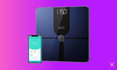 eufy smart scale p1 knowtechie gift guide