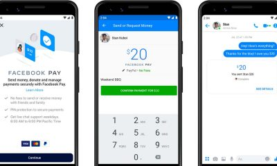 facebook pay on iphone