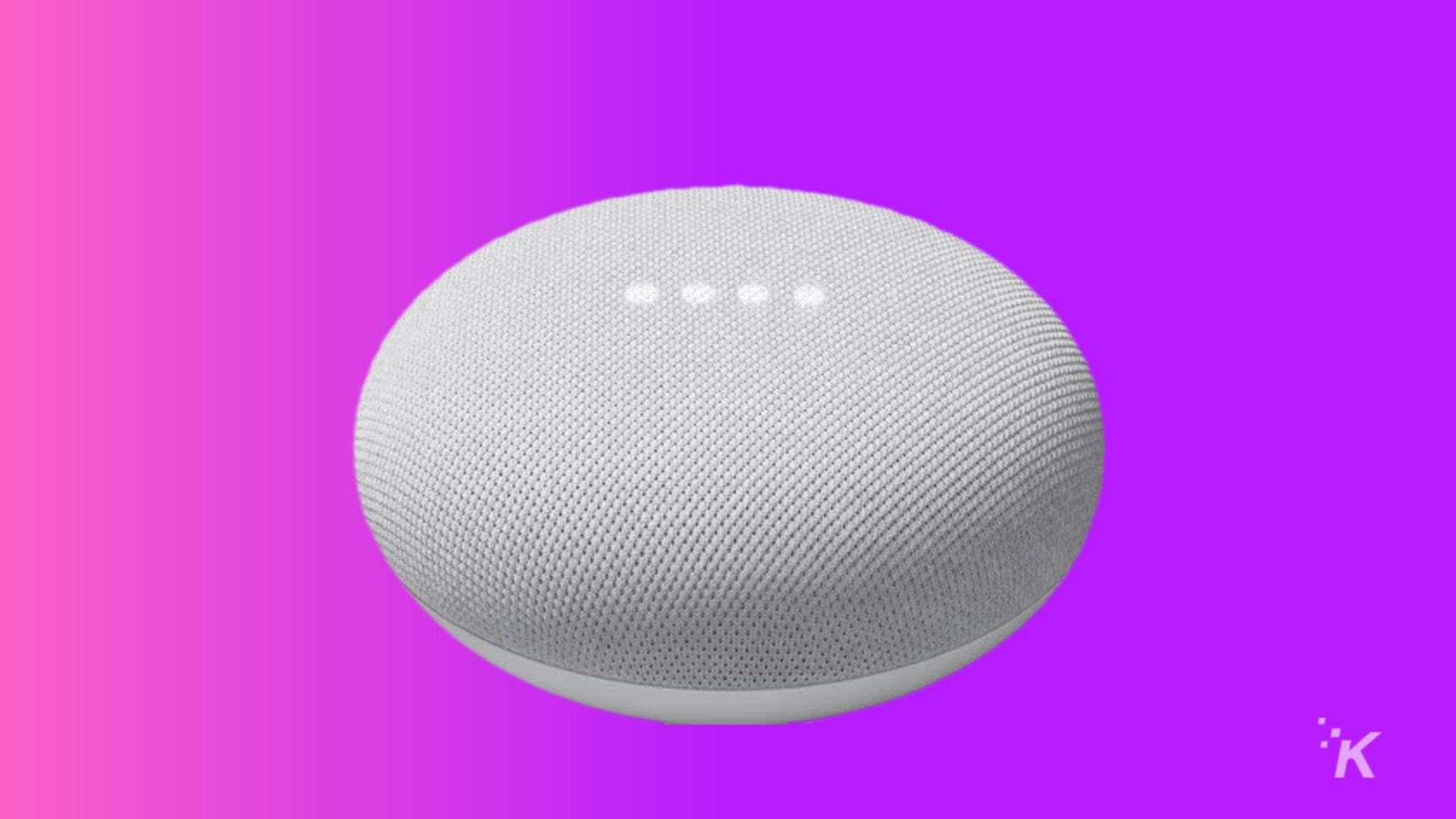 google home nest mini knowtechie gift guide