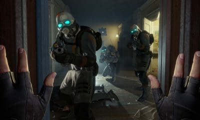 half-life alyx gameplay