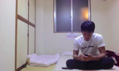 japan one dollar hotel livestream