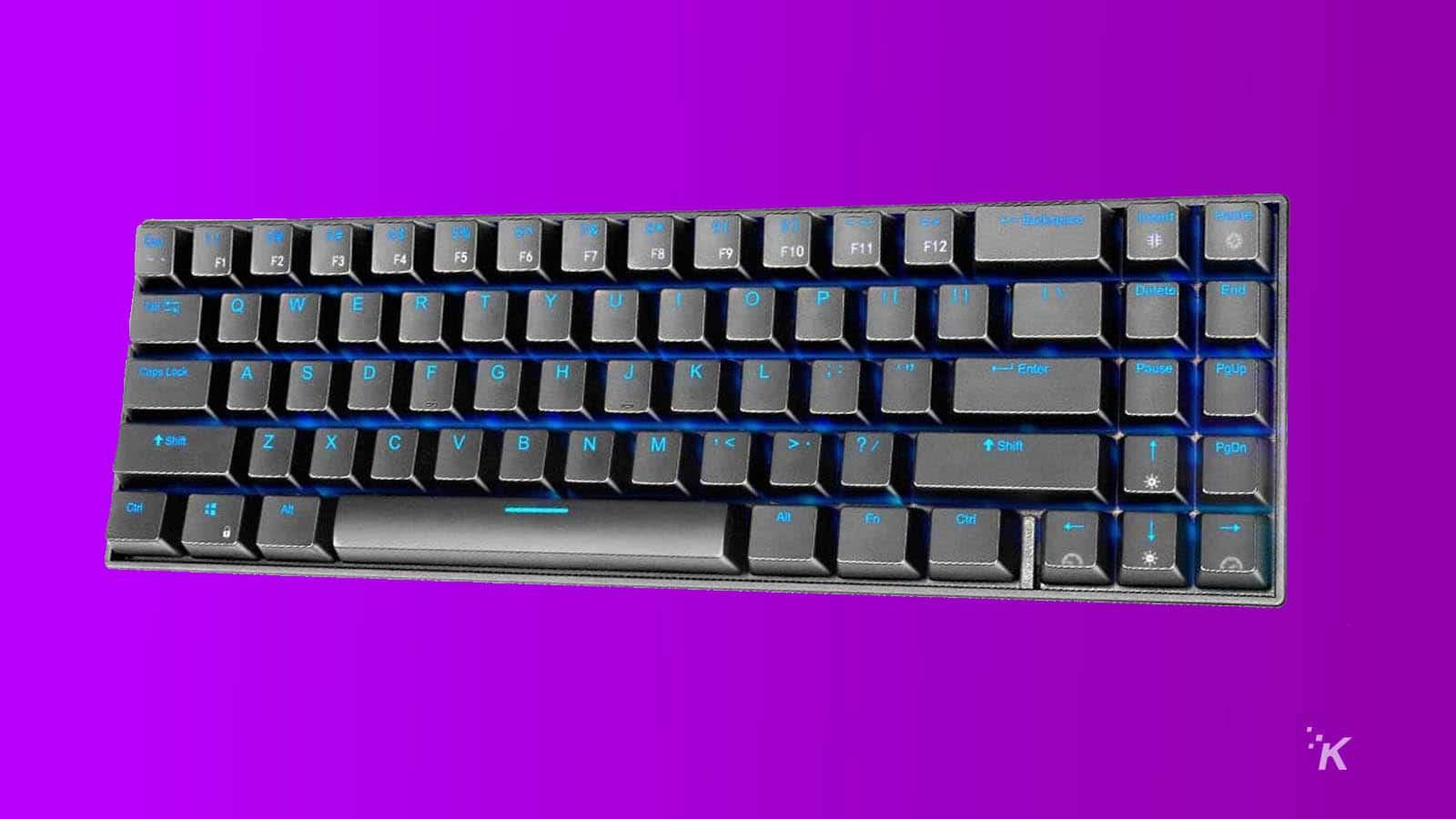 velocifire wireless keyboard