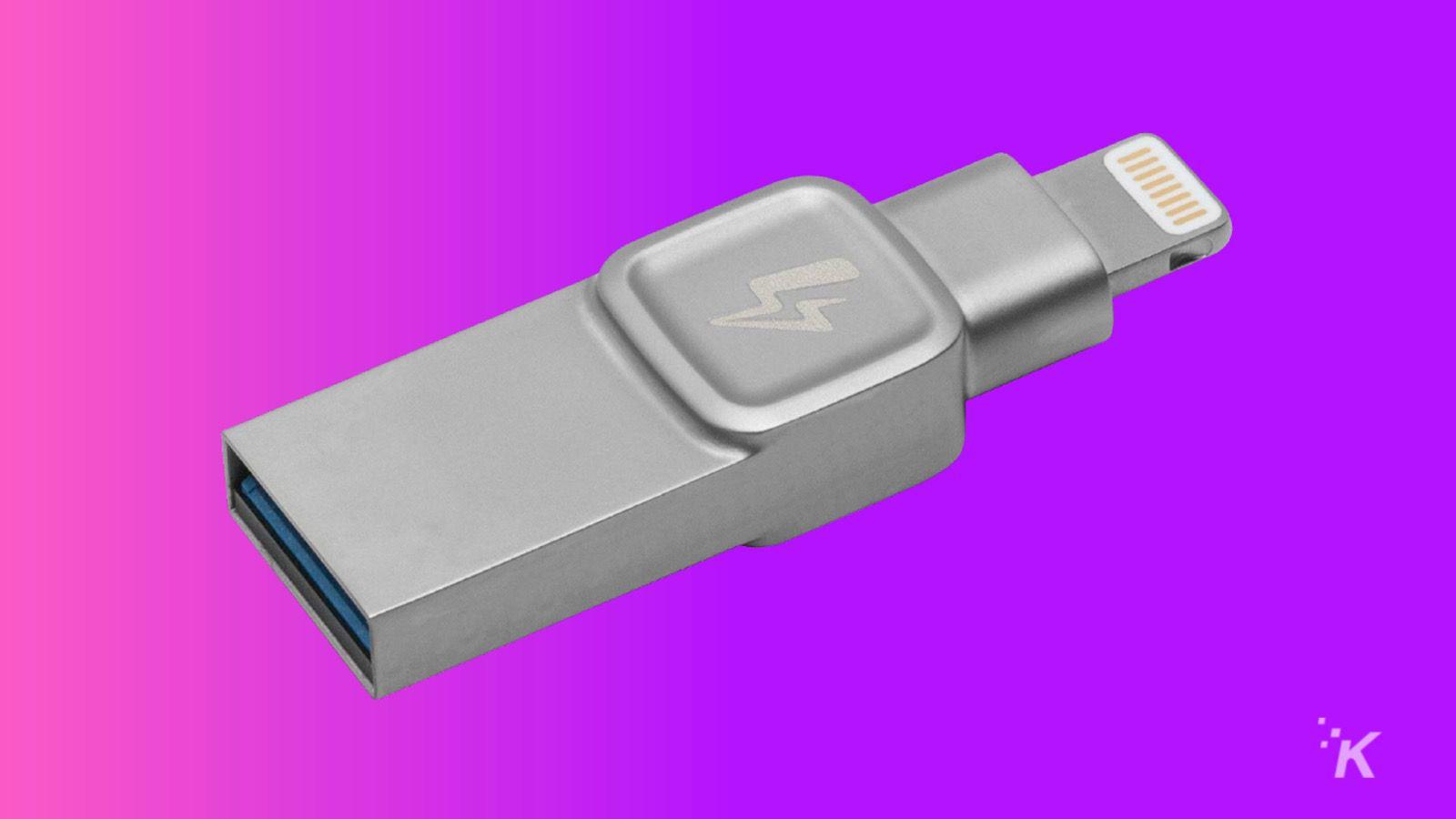kingston flash drive knowtechie