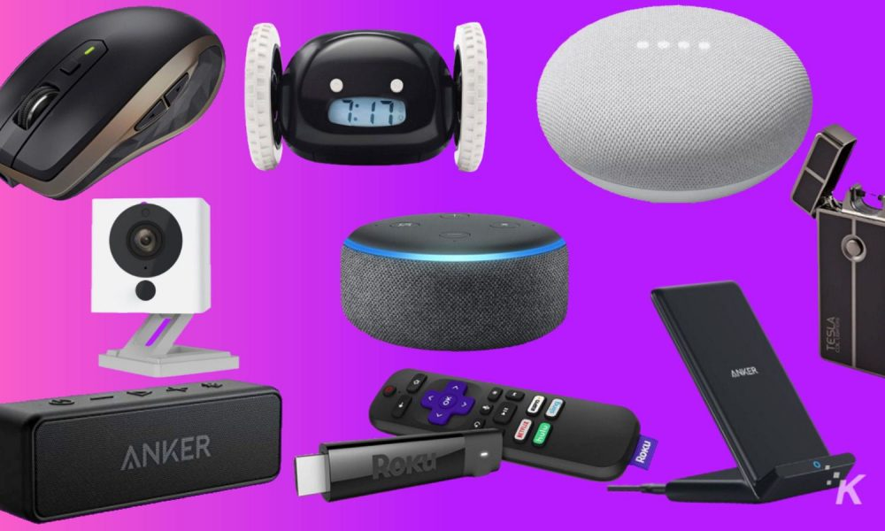 37 Best Tech Gifts Under $50   KnowTechie