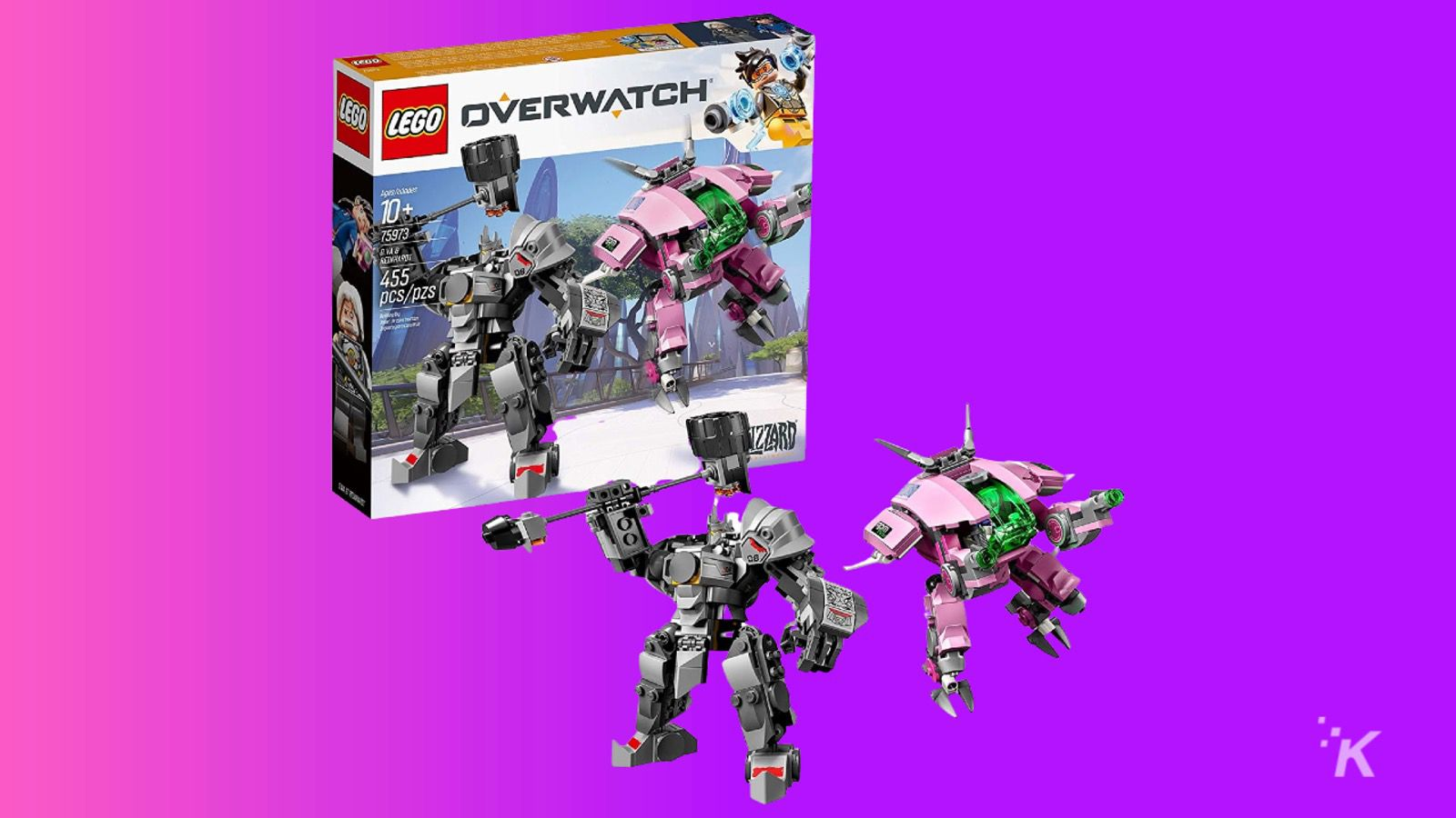 lego overwatch set knowtechie gift guide for gamers
