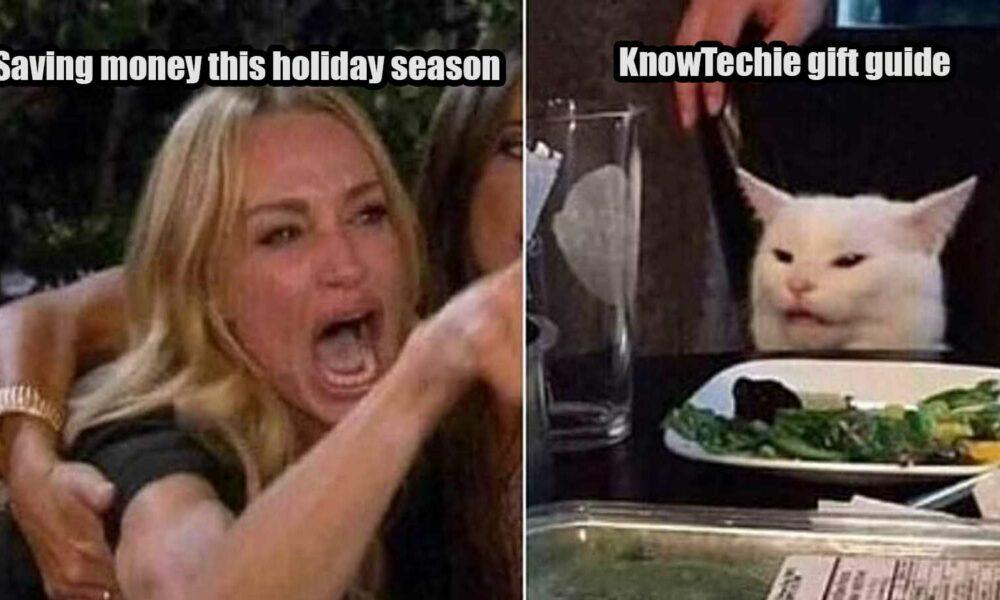 meme gift guide