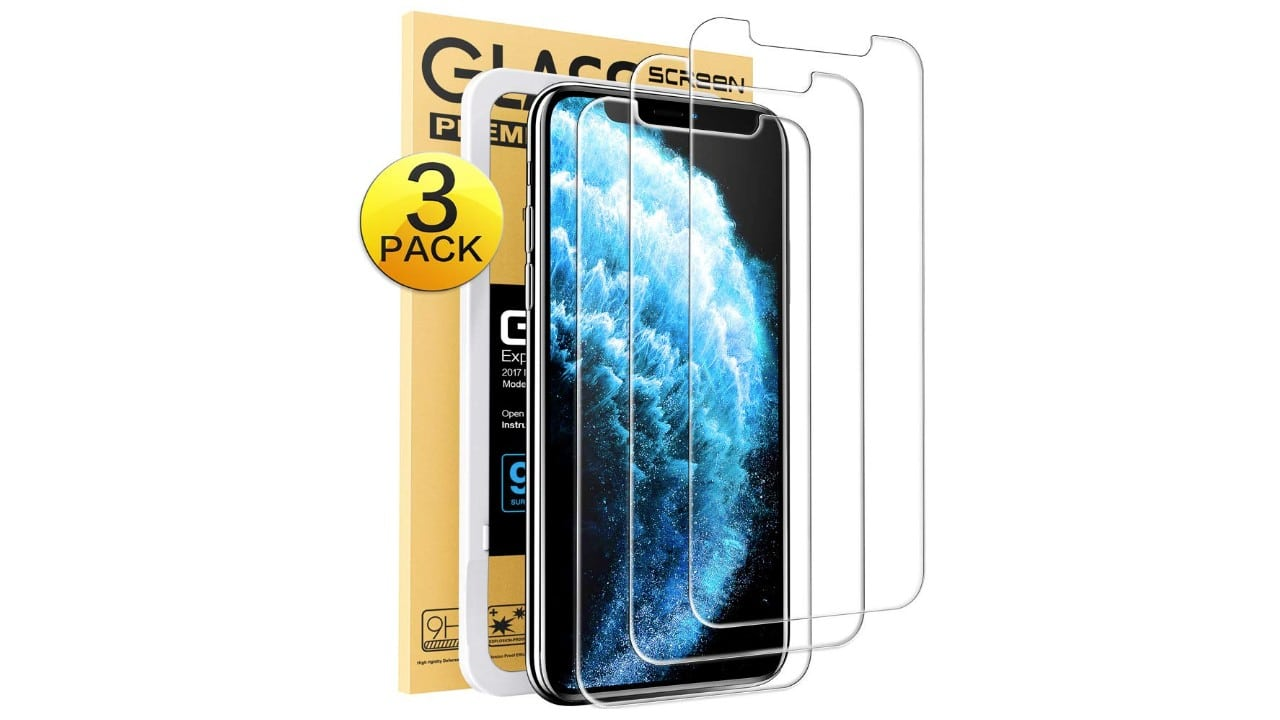 mkeke best iphone 11 screen protector