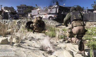 call of duty modern warfare on playstation 4