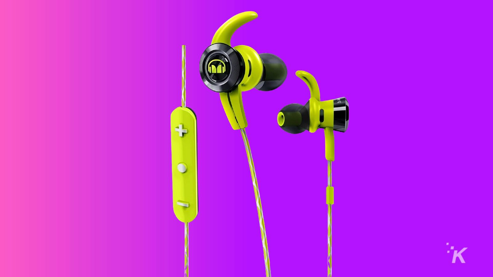 monster cable isport victory best gaming earbuds