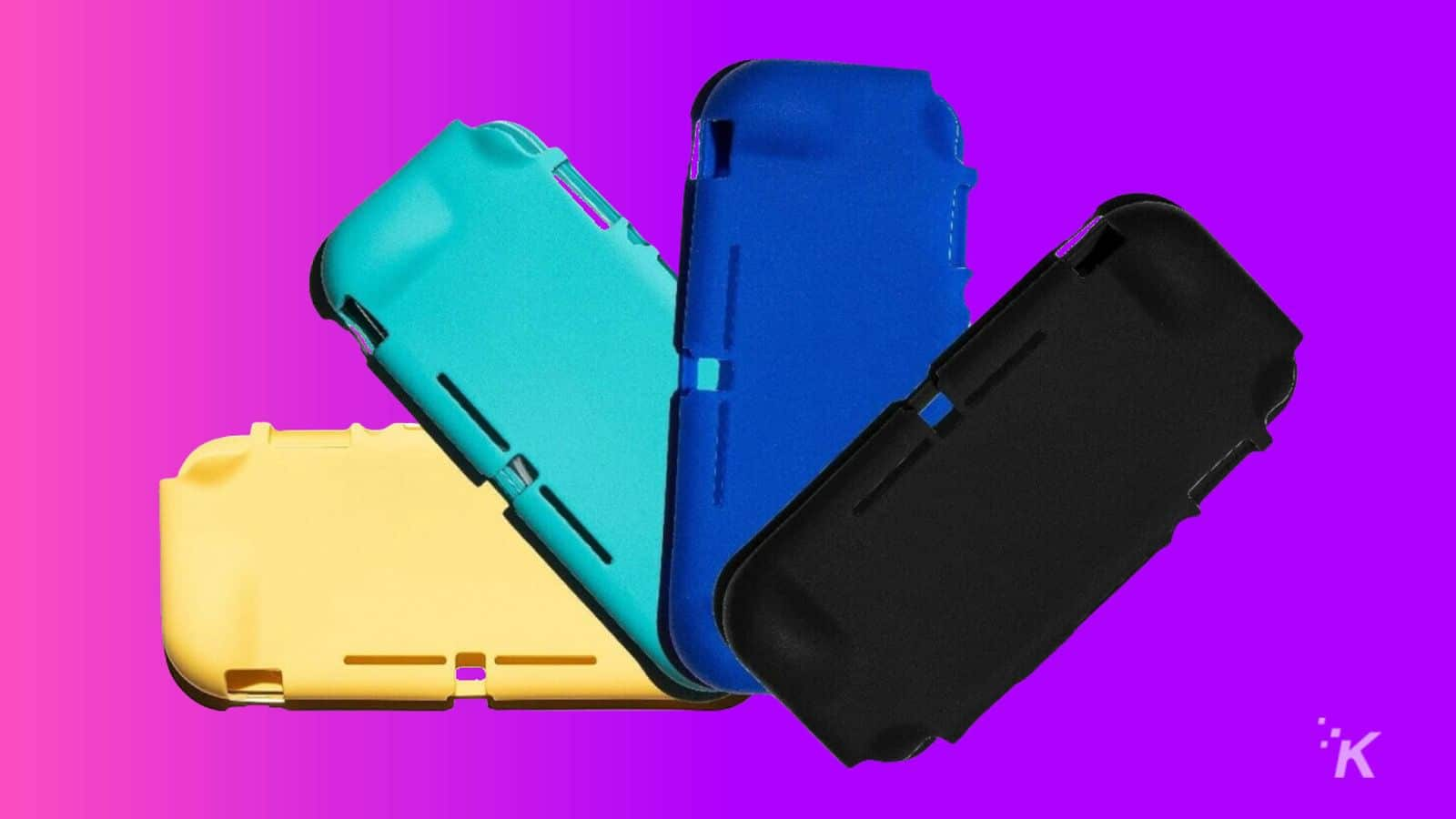 nintendo switch lite cases knowtechie