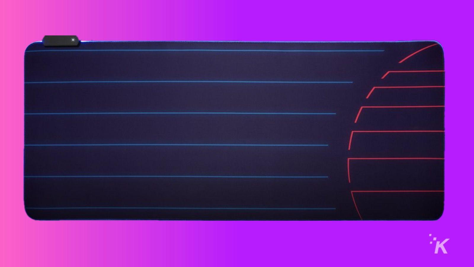 novelkeys laser deskpads knowtechie