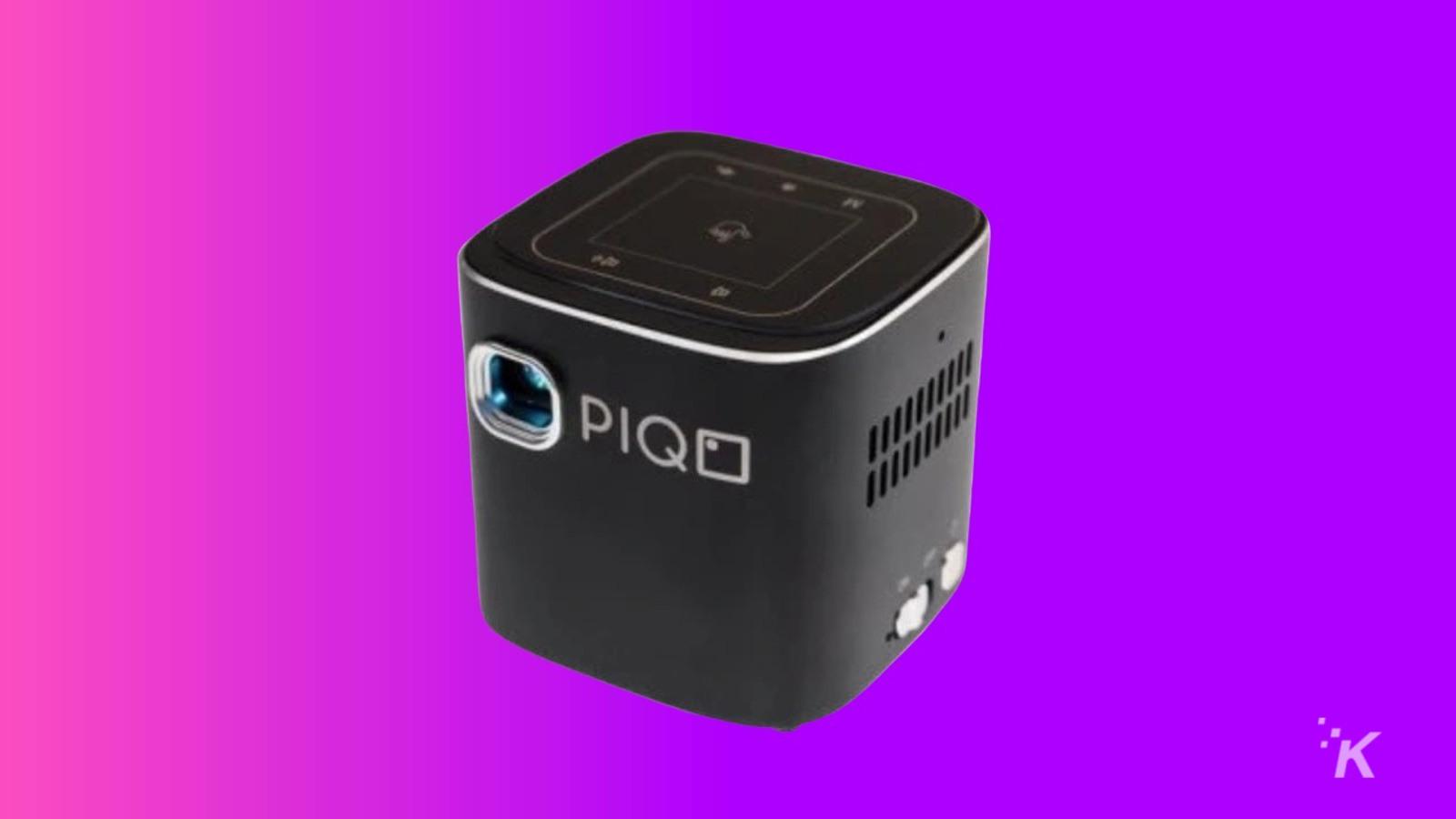 piqo projector black friday