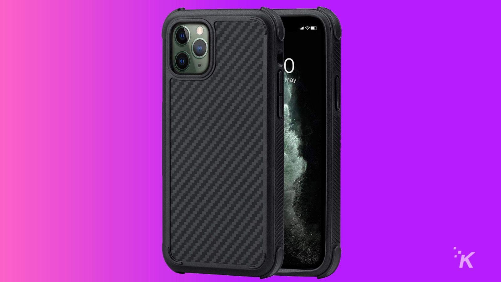 best iphone 11 pro max case pitaka