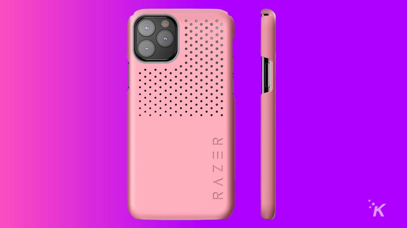 razer arctech slim best iphone 11 pro max case knowtechie