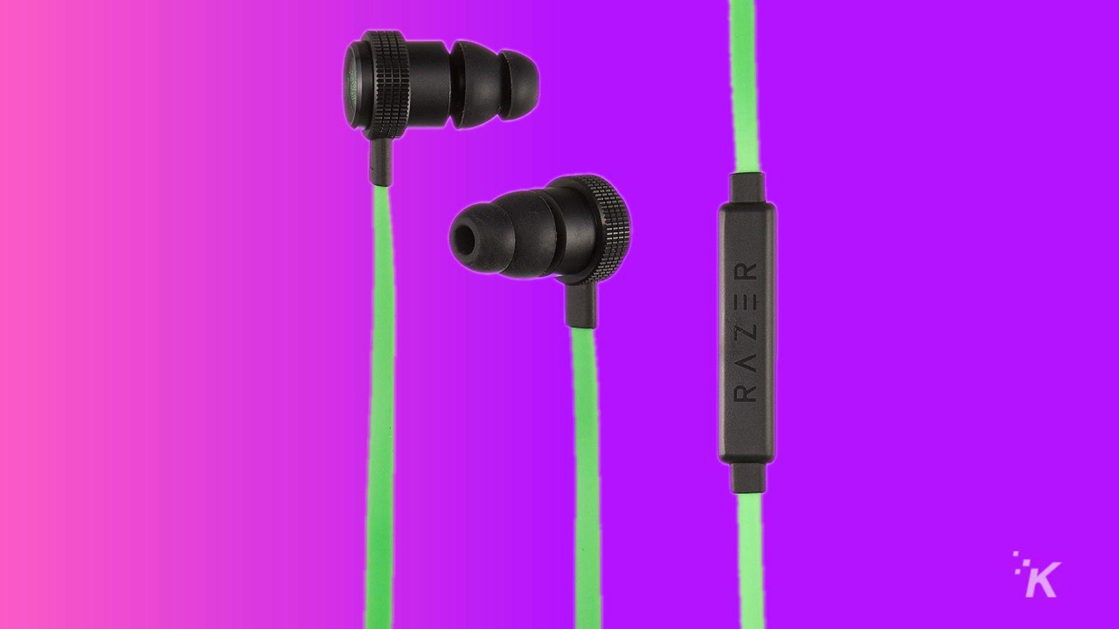 razer hammerhead pro v2 best gaming earbuds