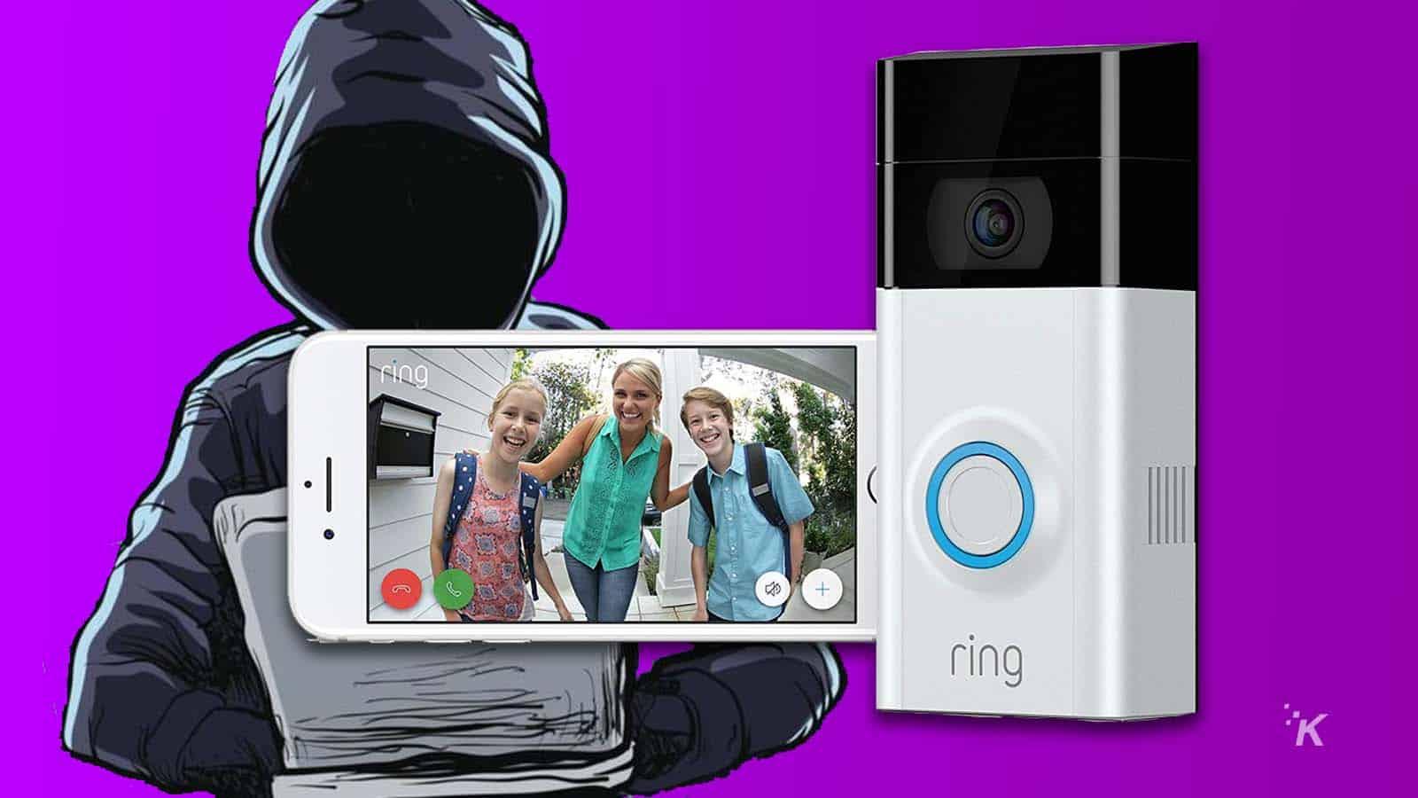 ring doorbell hack