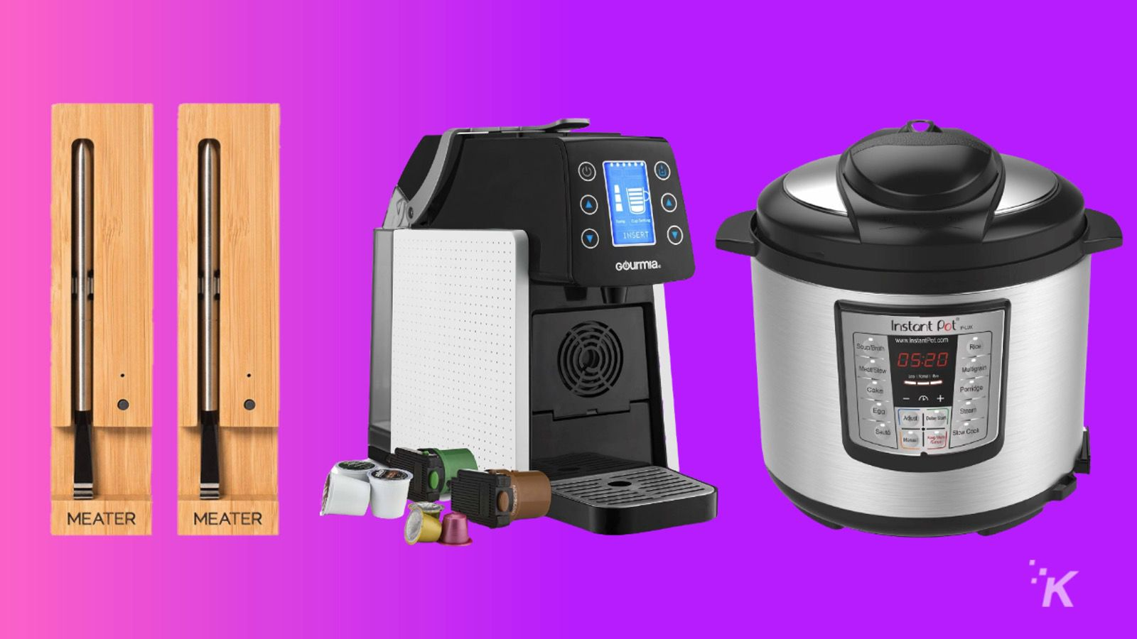 smart home kitchen black friday gift guide knowtechie