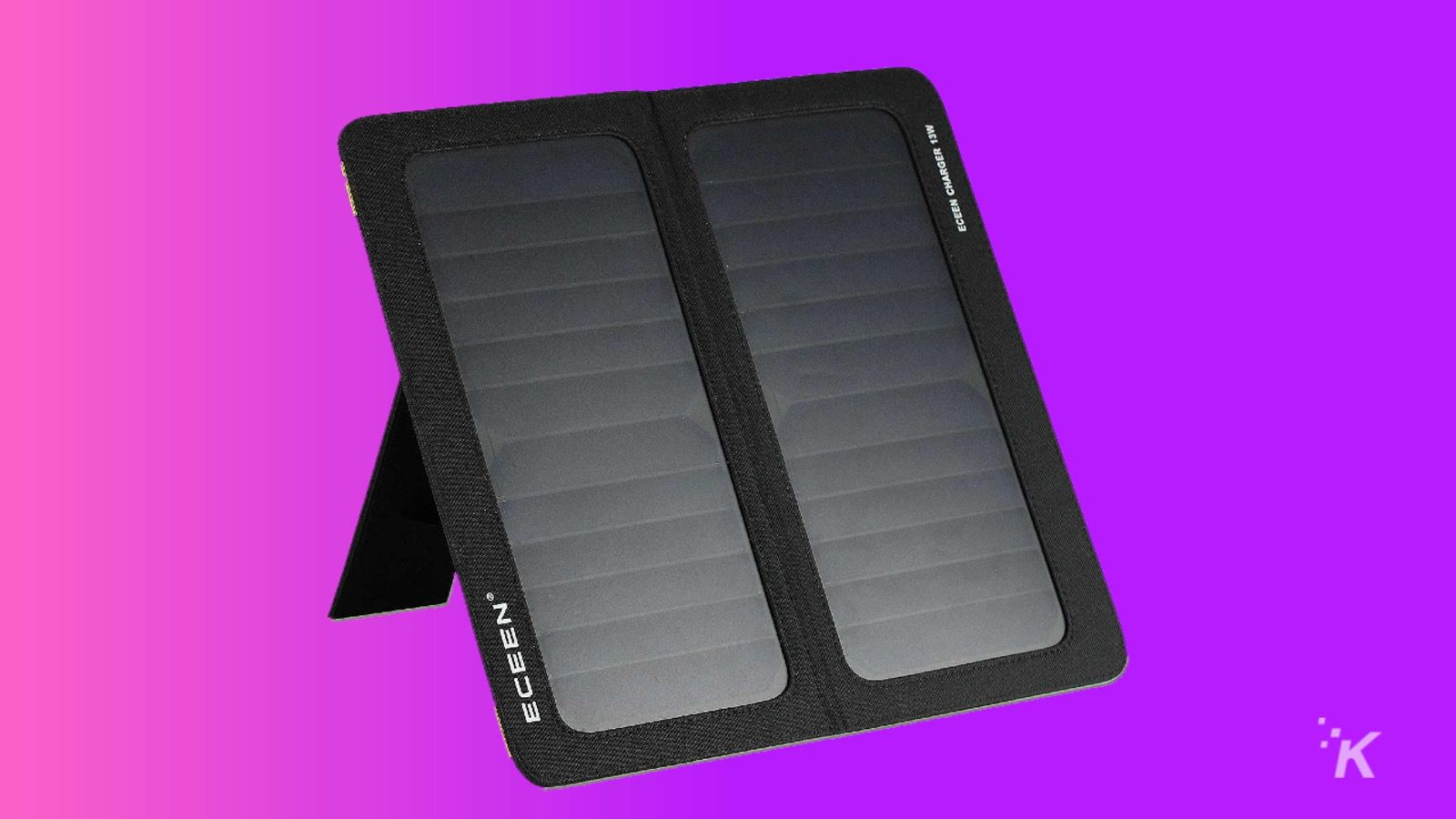 solar charger knowtechie gift guide