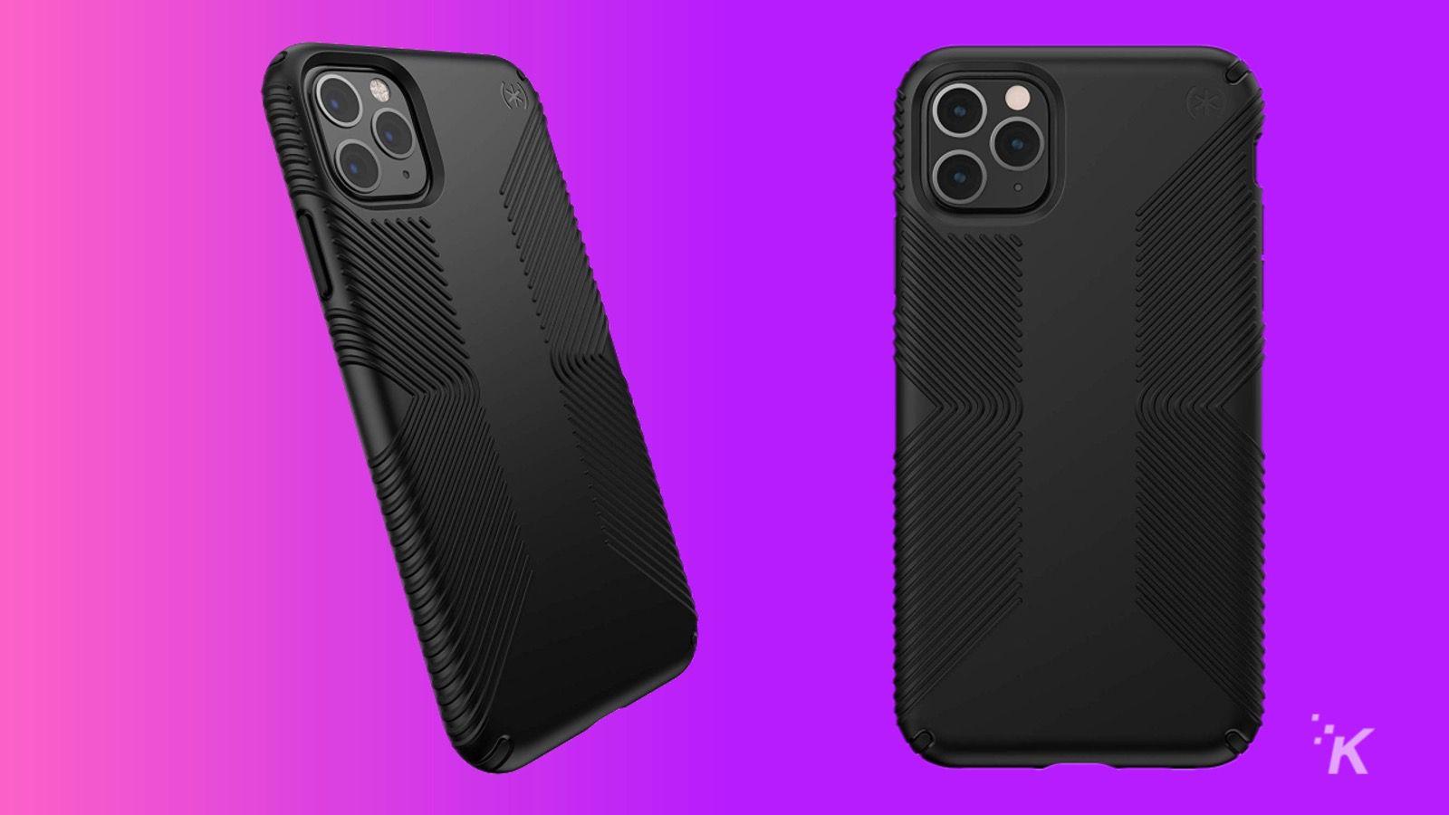 speck presidio iphone 11 max pro case knowtechie