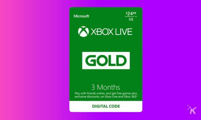 xbox live gold 3 month knowtechie