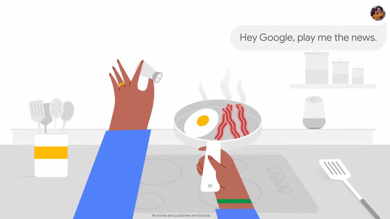 your news update on google assistant