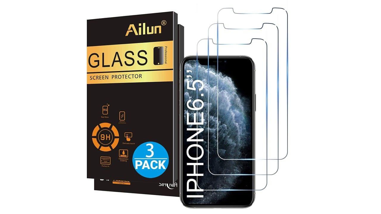 alunn best iphone 11 screen protector