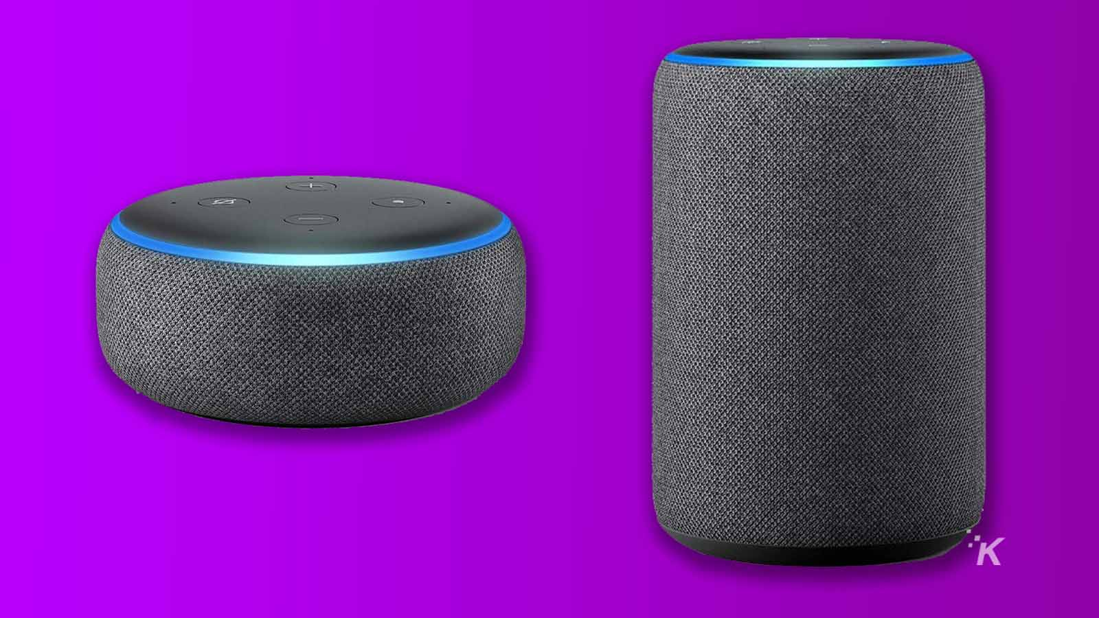 cyber monday tech amazon echo smart speaker