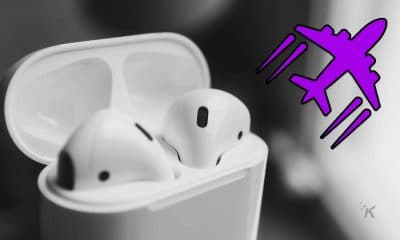 apple airpods and in-flight entertainment