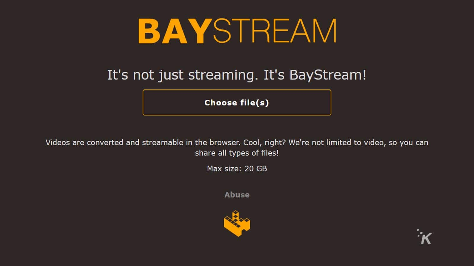 baystreaming from the pirate bay