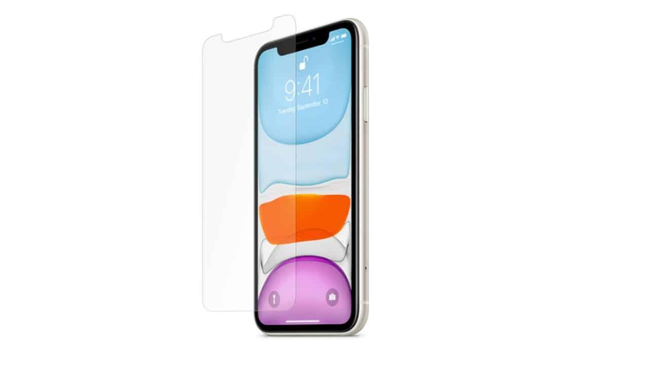 belkin best iphone 11 screen protector