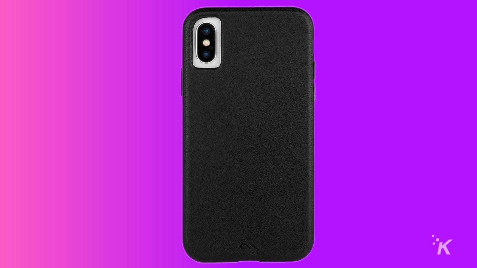 case mate best iphone xs case