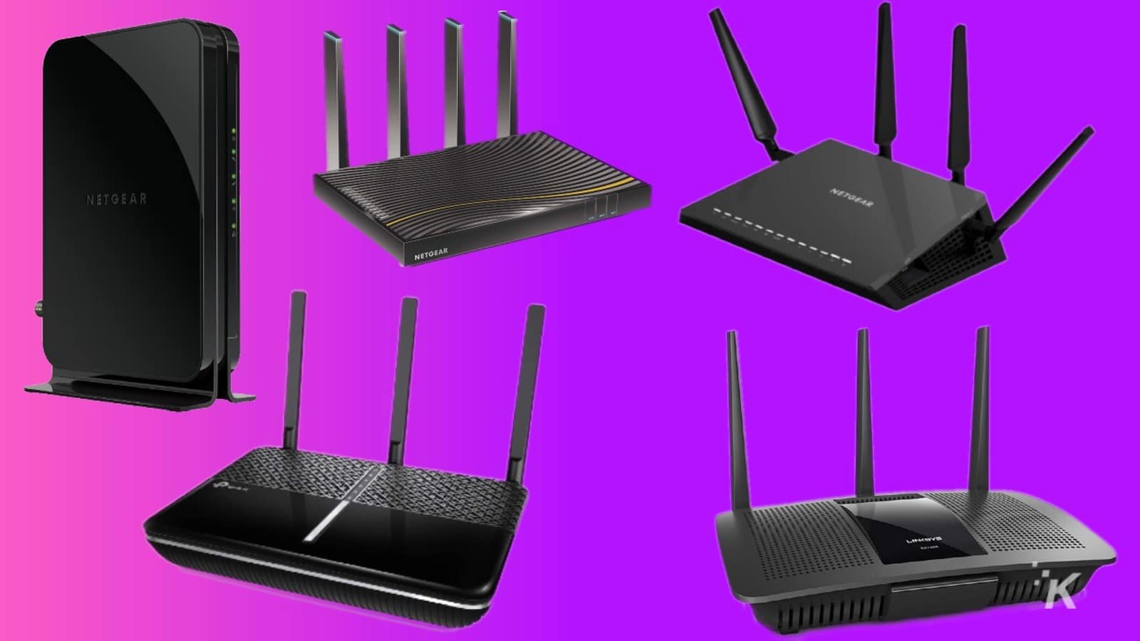 cyber monday router deal knowtechie