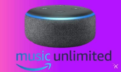 amazon echo dot music unlimited deal knowtechie