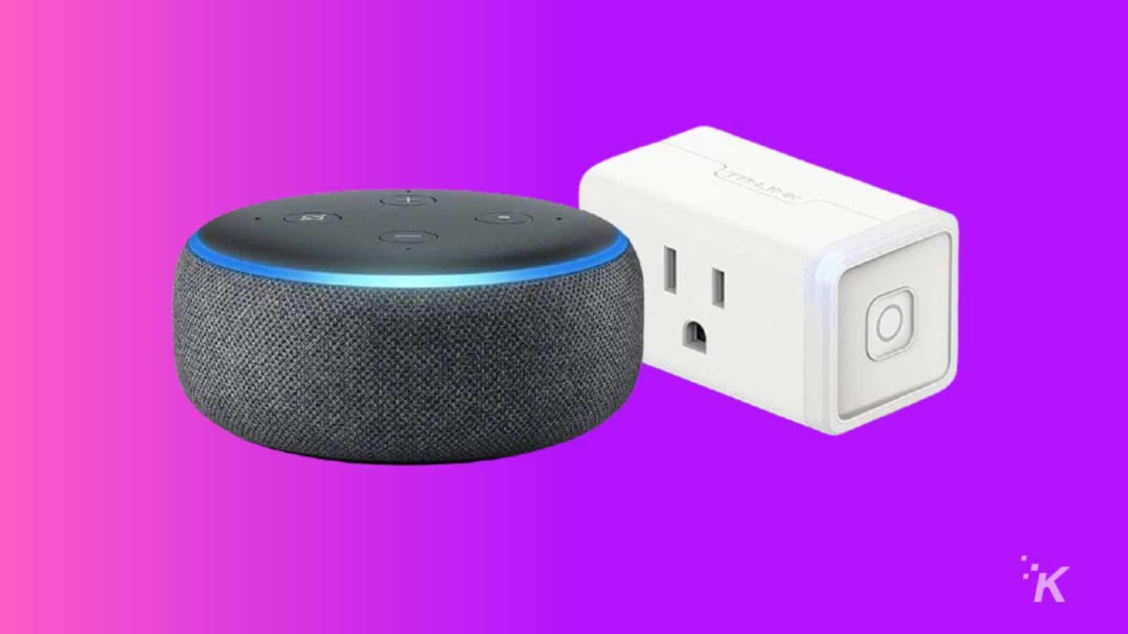 echo dot smart plug knowtechie