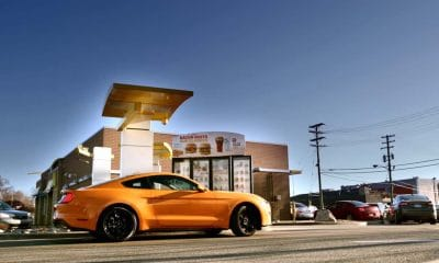 ford using mcdonalds coffee chaff for car parts
