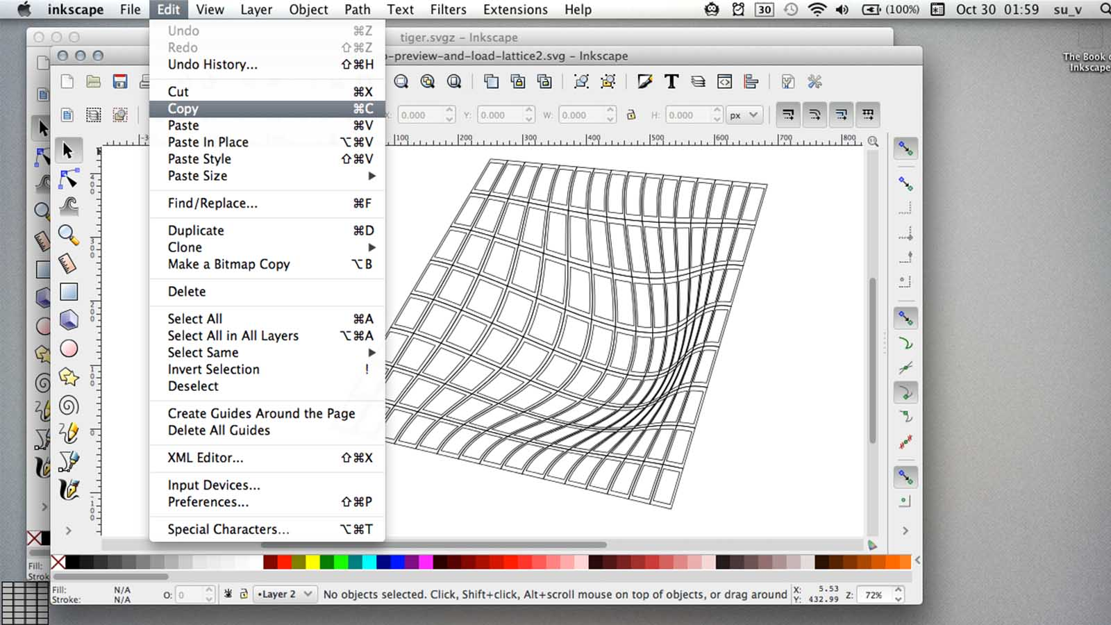 inkscape instead of adobe tools