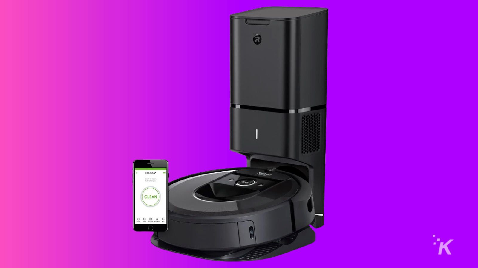 irobot roomba i7+ knowtechie deal