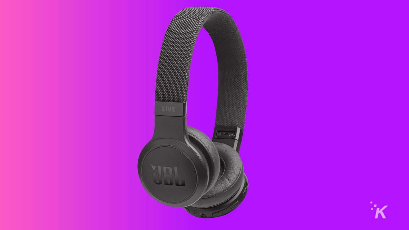 jbl live 400bt headphones
