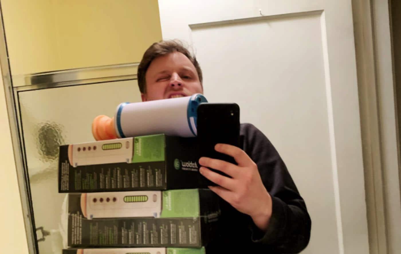 josiah blowjob machines