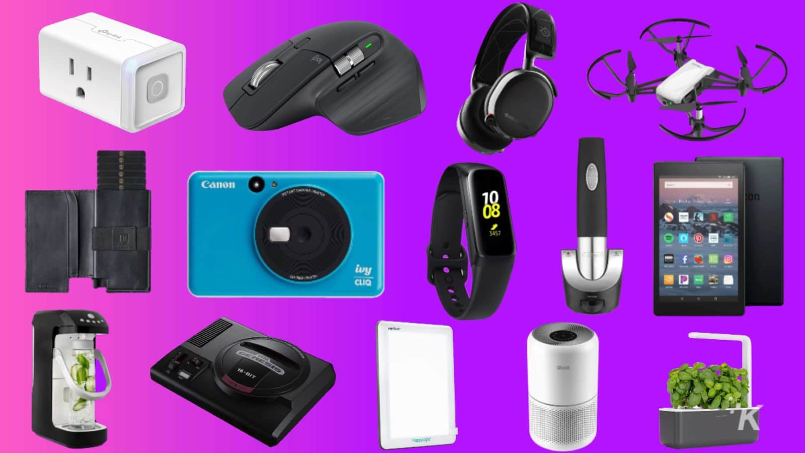 knowtechie best tech gifts under 100
