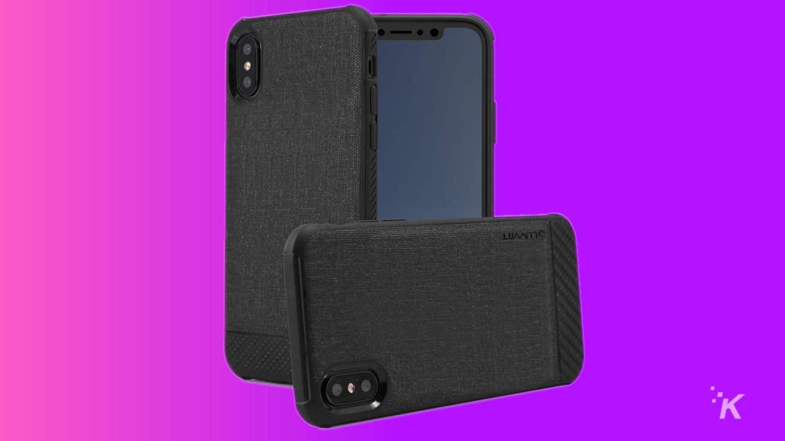 luvvitt sleek best iphone case