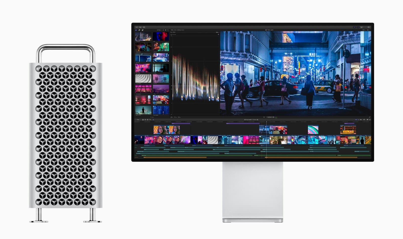 new mac pro is very expensive