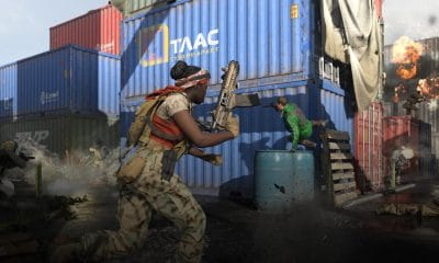 call of duty modern warfare on shipment
