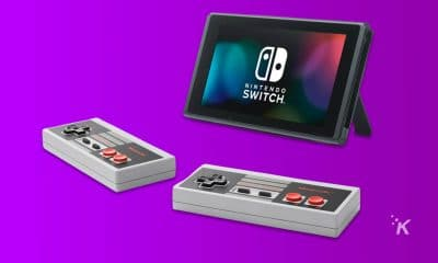 nintendo switch nes joy-con controllers