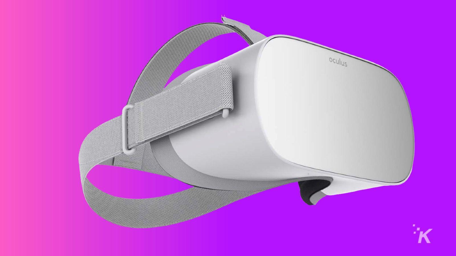 oculus go knowtechie