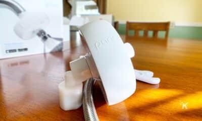 pani smart water monitor on table