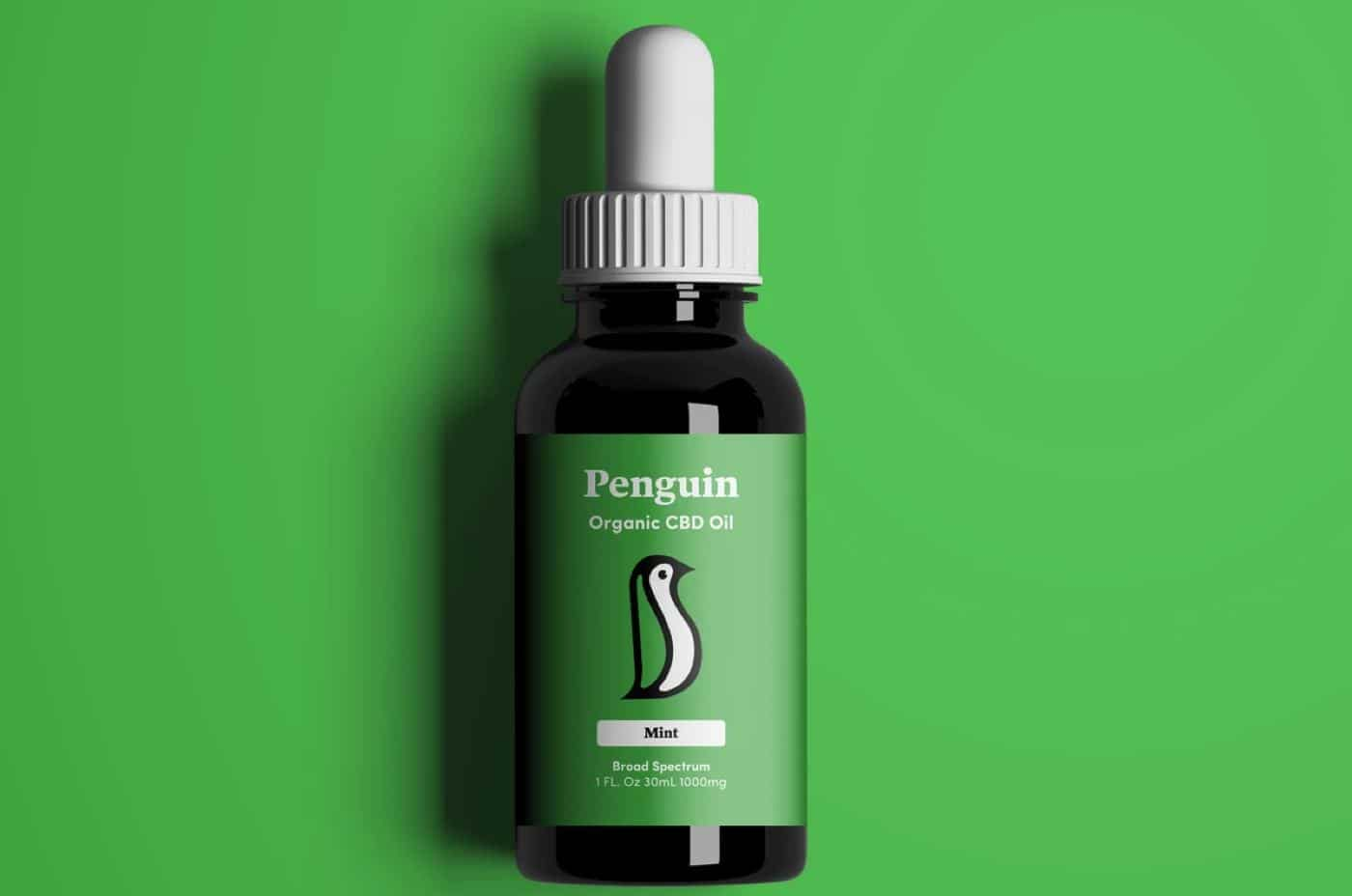 penguin cbd oil