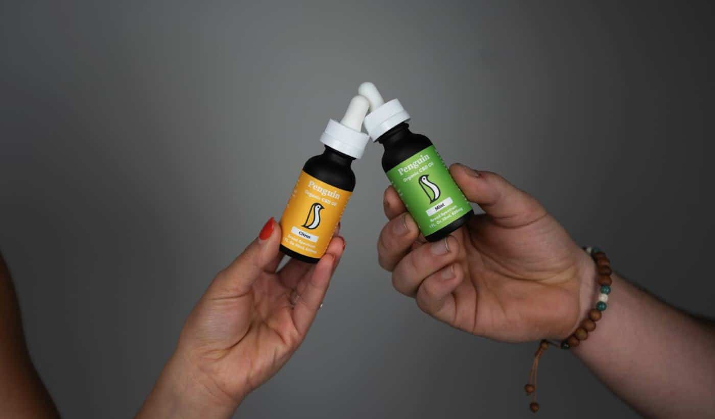 penguin cbd products